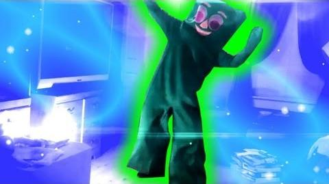 Gumby Dances For Creature Carl