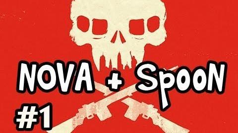 Resistance 3 Co-Op Walkthrough w Nova & Sp00n Ep.1 Adventures of Joe and John
