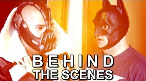 Bloopers Extra Stuff BatDanz Can't Wait For TDKR