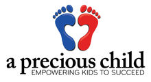 A Precious Child - Vertical-Logo