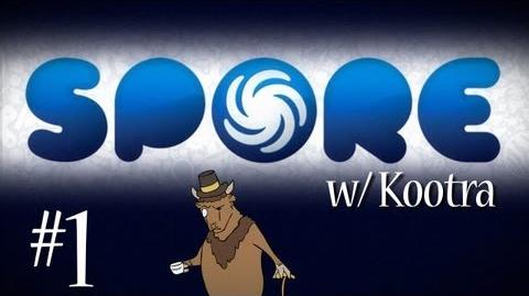 Spore w Kootra - Legend of the Browntiles Episode 1