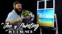 Joe of painting