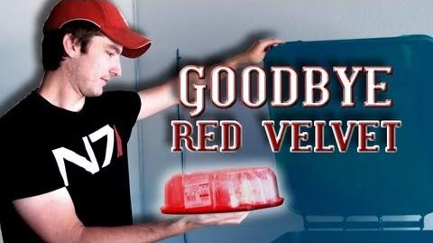 Goodbye Red Velvet (Creature Short)