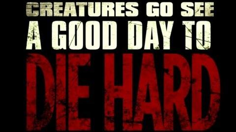 Creatures Go See EVERY Die Hard (Movie Trip)