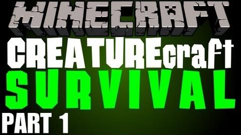 CREATUREcraft Pt 1 (w Kootra, Ze, Chilled, and Gassy)