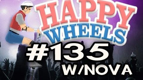 Happy Wheels w Nova Ep.135 - I AM POGOSTICK MAN (Nova In Happy Wheels!)