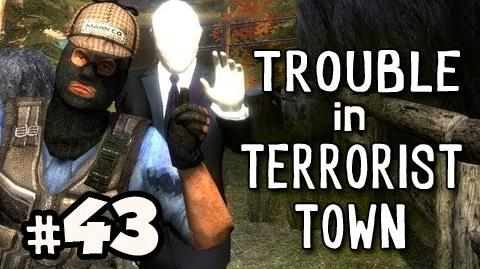 MY SON KILLS A MAN - Trouble In Terrorist Town w Nova & Sp00n Ep.43