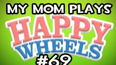 Novas Mom Play's Happy Wheels