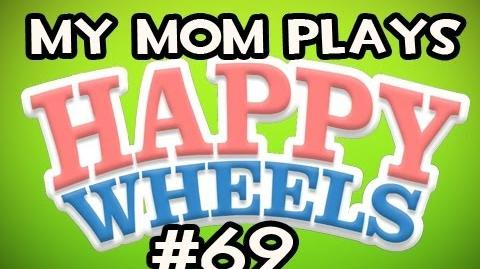 Novas Mom Play's Happy Wheels