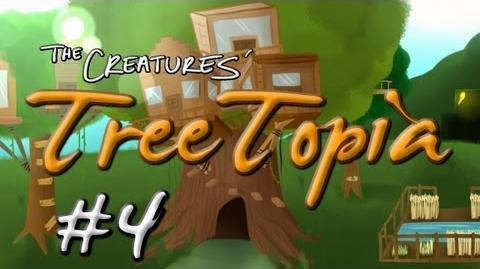 "TreeTopia Ep 4 ""Super Creepers"" (Minecraft)"