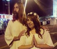 Stefani and jesus