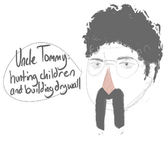 Uncle tommy fanart