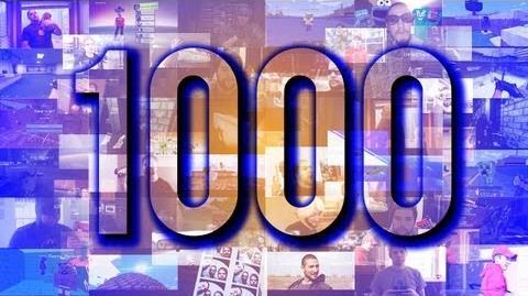 Danz 1000th Video