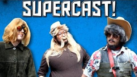 "SUPERCAST! with Chip and Marshall Ep1 ""Beginnings"""