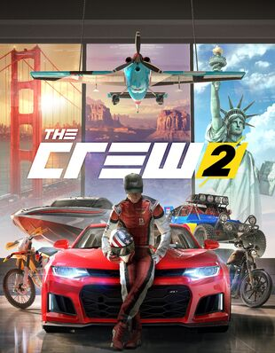 The Crew 2 The Crew Wiki Fandom Powered By Wikia
