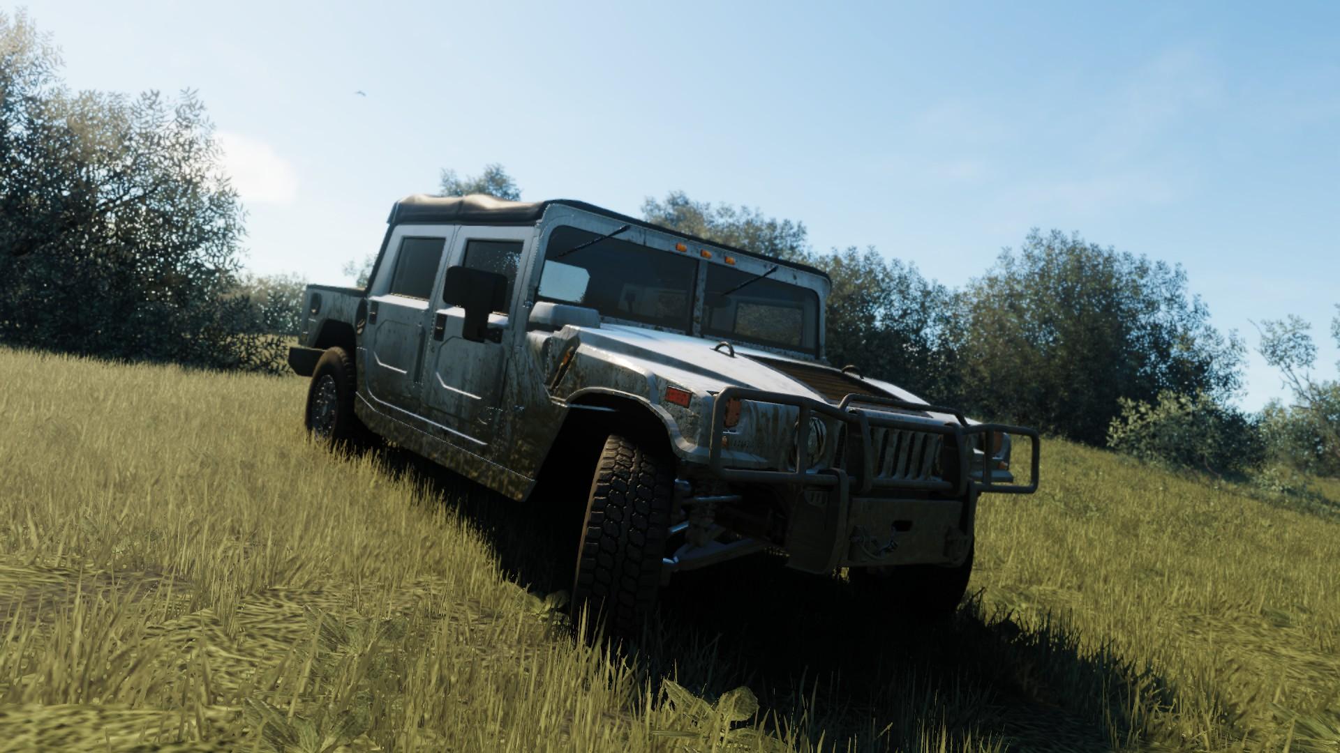 Hummer H1 Alpha THE CREW Wiki