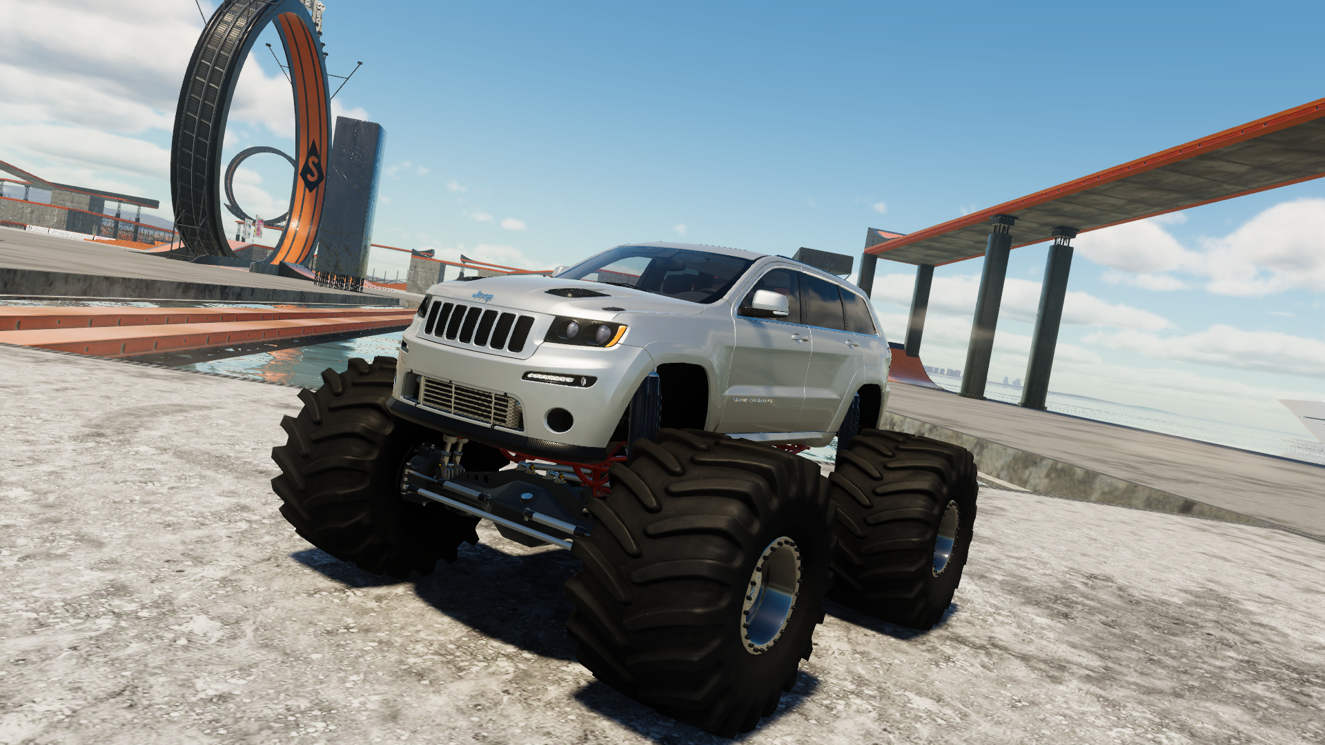 Image Jeep MONSTER THE CREW Wiki