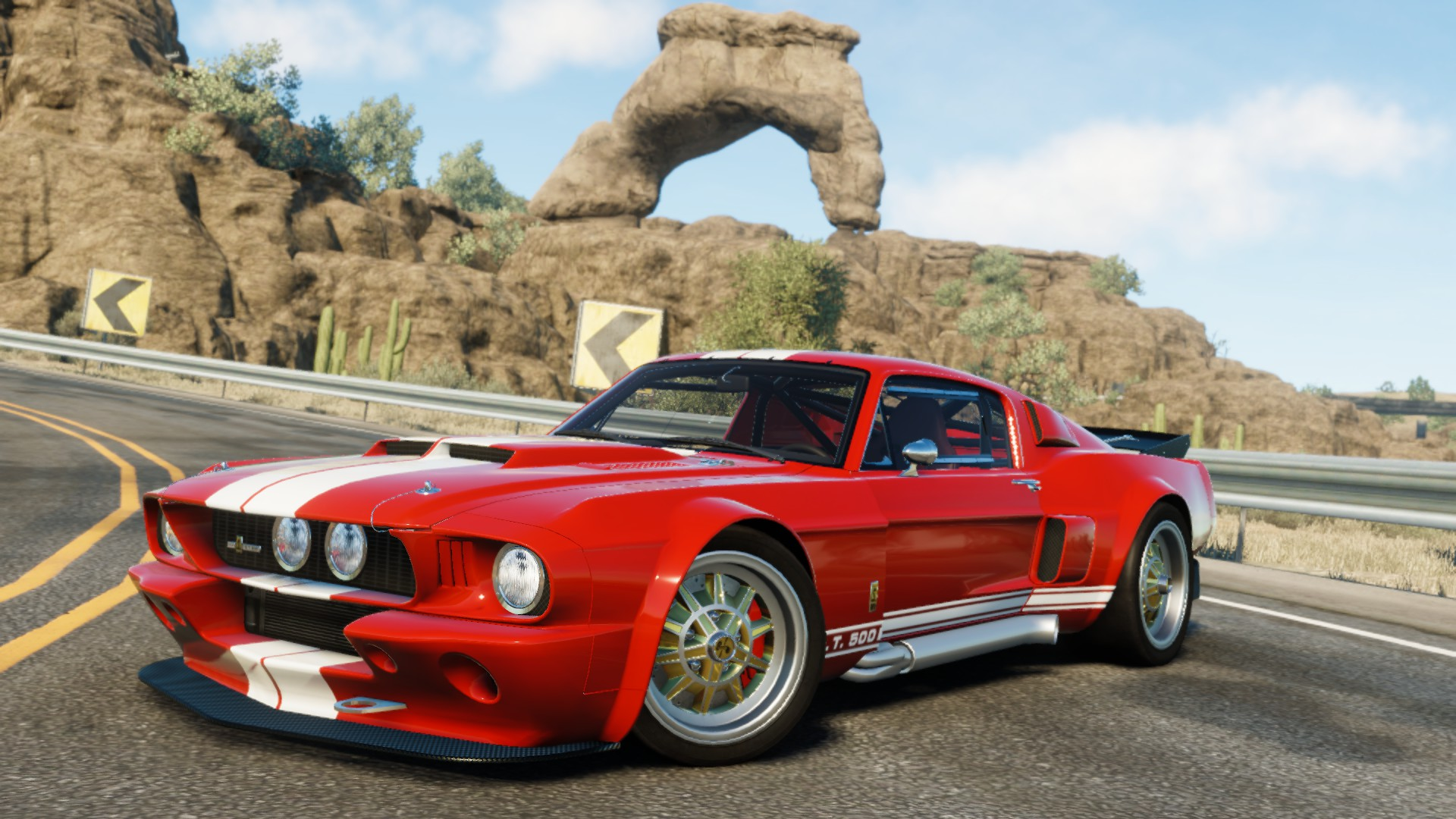 Image Shelby GT500 CIRCUIT THE CREW Wiki