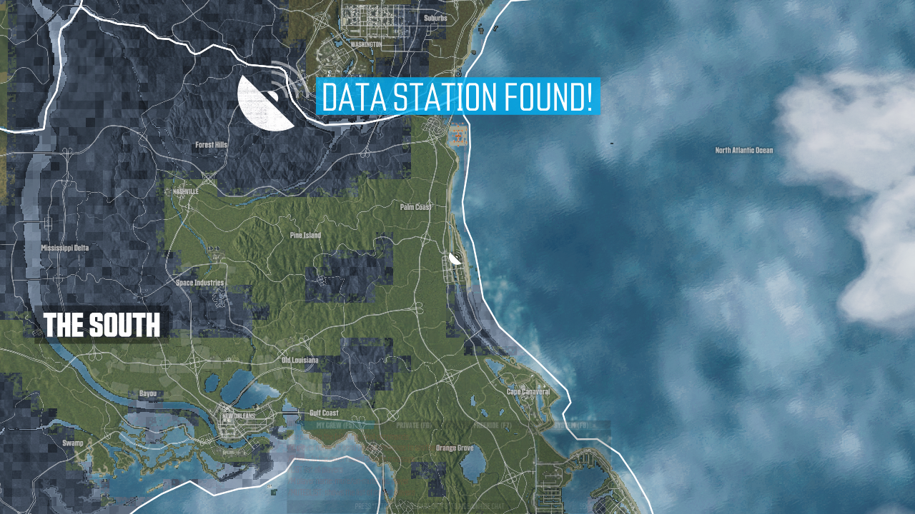 Data Stations | THE CREW Wiki | FANDOM powered by Wikia