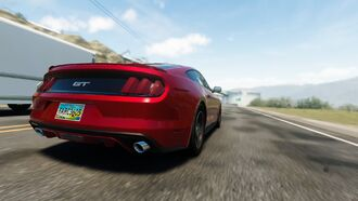 Ford Mustang 2014 FULL