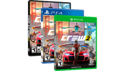 Standard Edition - The Crew 2