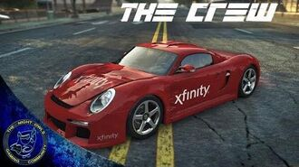 The Crew (PC) Xfinity Speed Challenge First Impressions (60FPS)