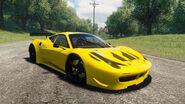 Ferrari 458 Speciale CIRCUIT