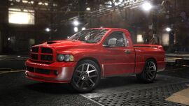 DODGE RAM SRT10 2004 full big