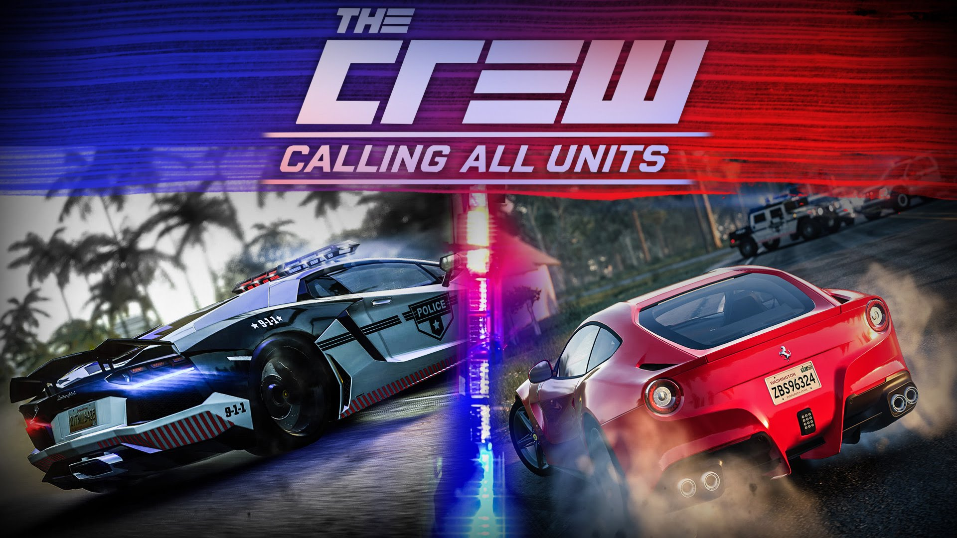 Calling All Units Expansion | THE CREW Wiki | FANDOM powered by Wikia