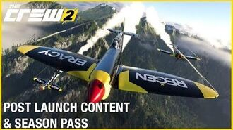 The Crew 2 Post Launch Content & Season Pass Trailer Ubisoft NA