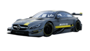 MERCEDES-BENZ MERCEDES-AMG C 63 Touring Car - The Crew 2