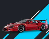 TC2SummitFerrariF40LM