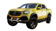 Mercedes-Benz X-Class Rally Raid Edition - The Crew 2