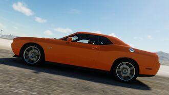Dodge Challenger FULL