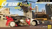 The Crew 2 - Open Beta Official Livestream Ubisoft NA