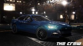 The Crew Ford Mustang GT 2015
