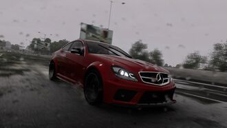 Mercedes-Benz C63 FULL