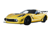 Chevrolet Corvette Stingray Drift Edition - The Crew 2