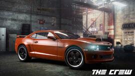 Chevrolet-Camaro-SS-2010 street big