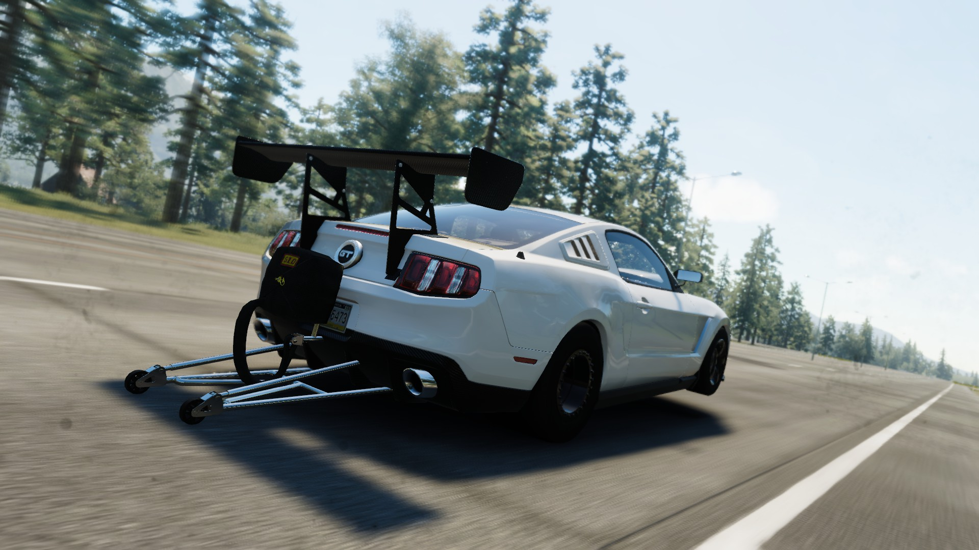 Image - Ford Mustang DRAG.jpg   THE CREW Wiki   FANDOM powered by ...