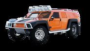 HUMMER H1 Alpha Evo 2 Rally Raid Edition - The Crew 2