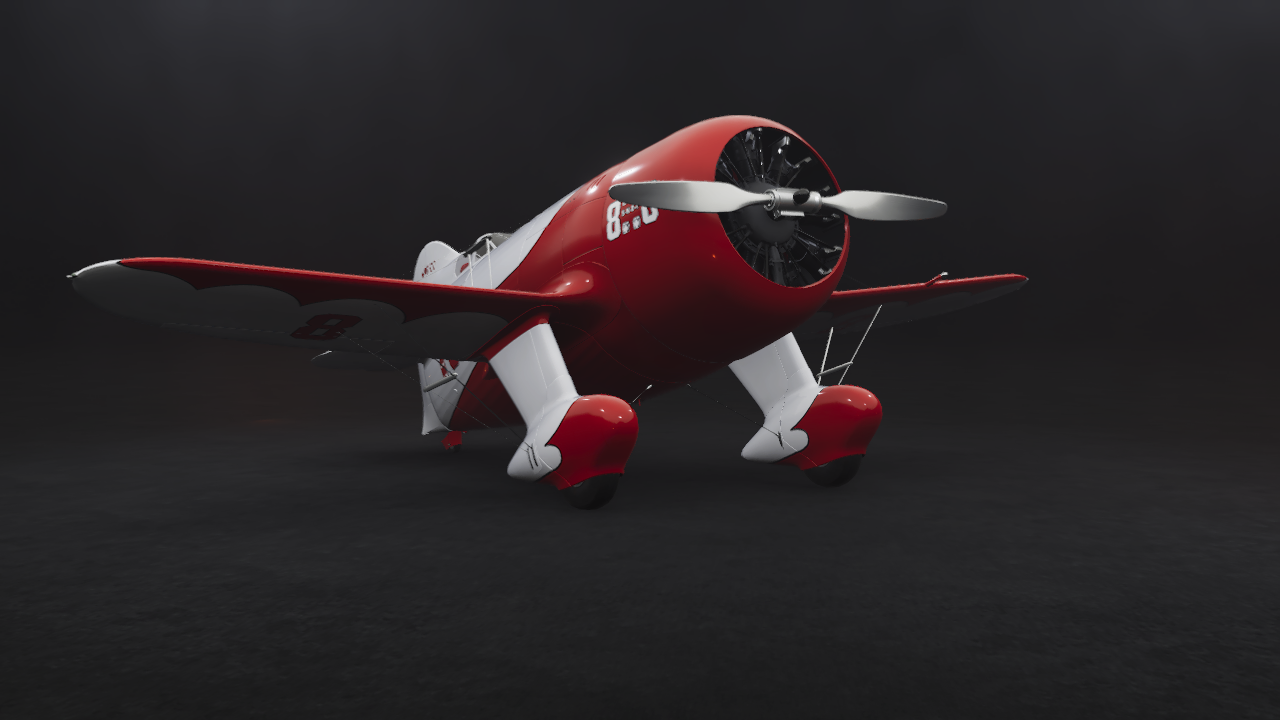 Granville Gee Bee R-1 | THE CREW Wiki | FANDOM powered by Wikia