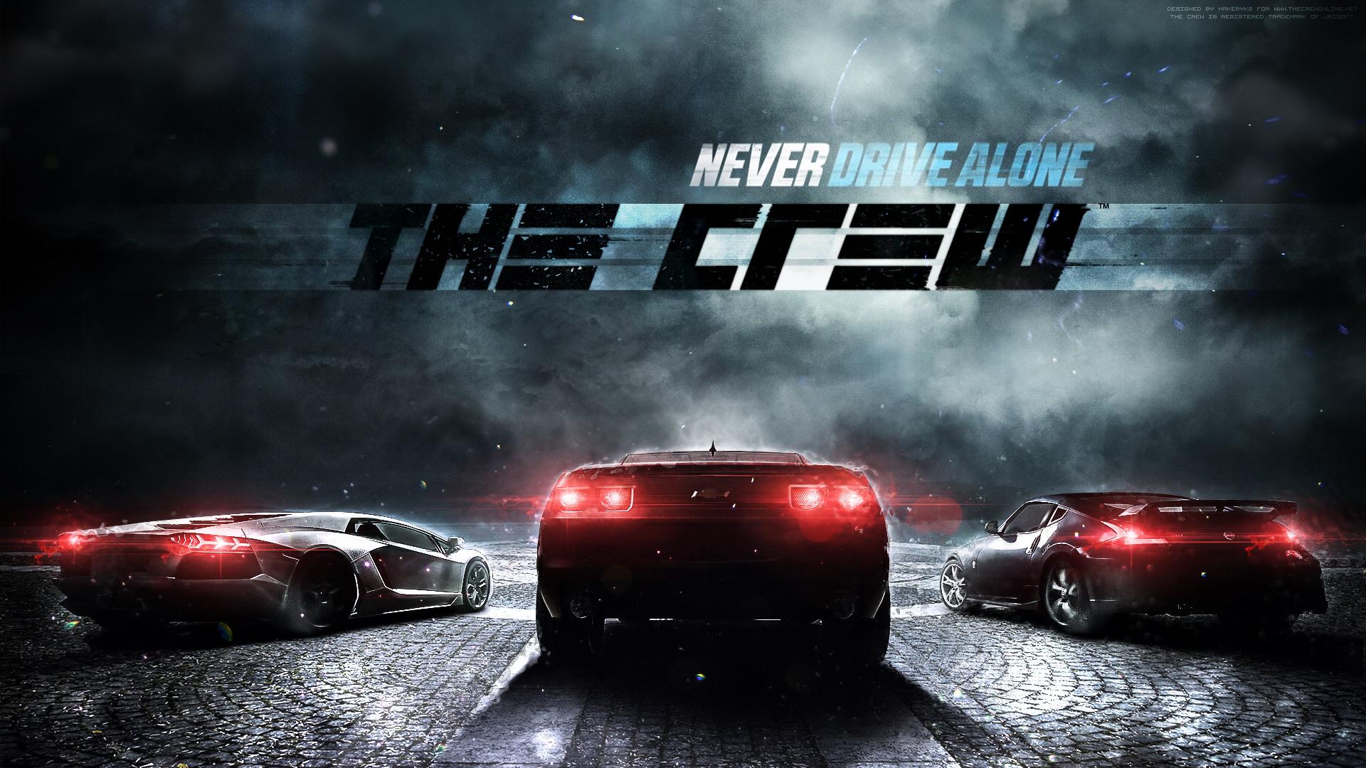 картинки the crew