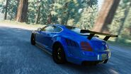 Bentley Continental Supersports PERF