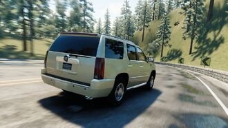 Cadillac Escalade FULL