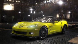Chevrolet Corvette ZR1 full big