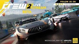The Crew 2 - Closed Beta Official Livestream