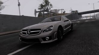 Mercedes-Benz SL63 FULL
