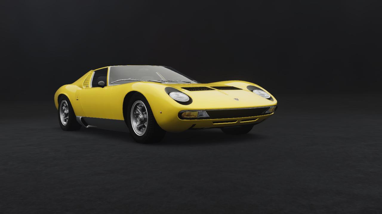 Lamborghini Miura Sv The Crew Wiki Fandom Powered By Wikia