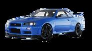 Nissan Skyline GT-R (R34) Drag Race Edition - The Crew 2